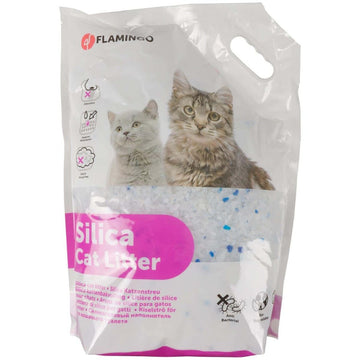 Flamingo Silica Cat Litter (2.25 KG)