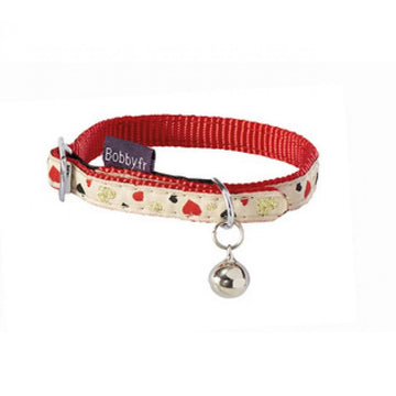 LOVELY CAT COLLAR - RED