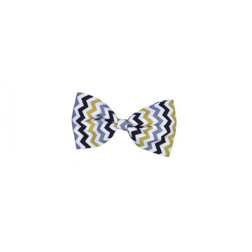 ZIGZAG BOW TIE - STRIPED