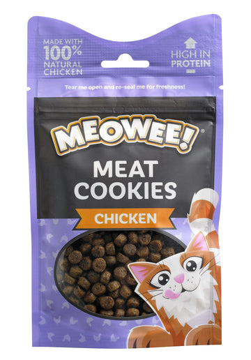 MEOWEE! MEAT COOKIES CHICKEN