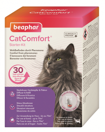 CATCOMFORT STARTER KIT DIFFUSER 48 ML