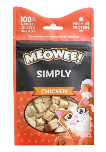 MEOWEE! SIMPLY CHICKEN