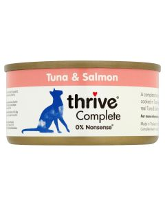 Thrive Complete Cat Tuna & Salmon Wet Food