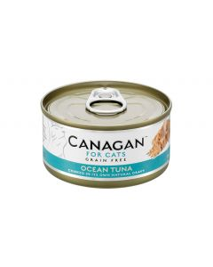Canagan Ocean Tuna Cat Tin Wet Food (4597449162805)