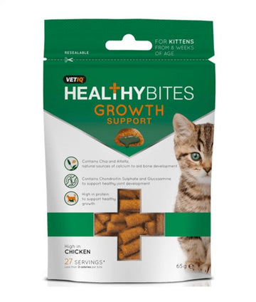 Healthy Bites Growth Support for Kittens (65g)