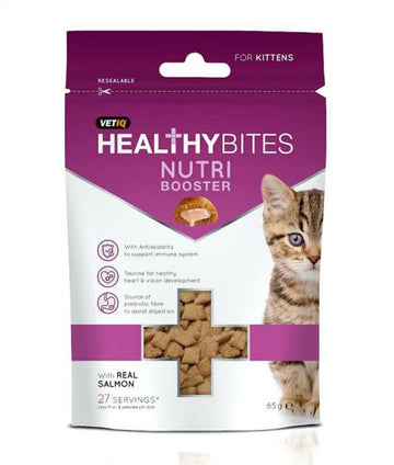 Healthy Bites Nutri Booster for Kittens (65g)