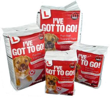 PUP-PEE TRAINING PADS 30 PACK