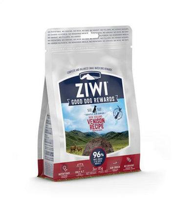 ZiwiPeak Dog Treats Venison