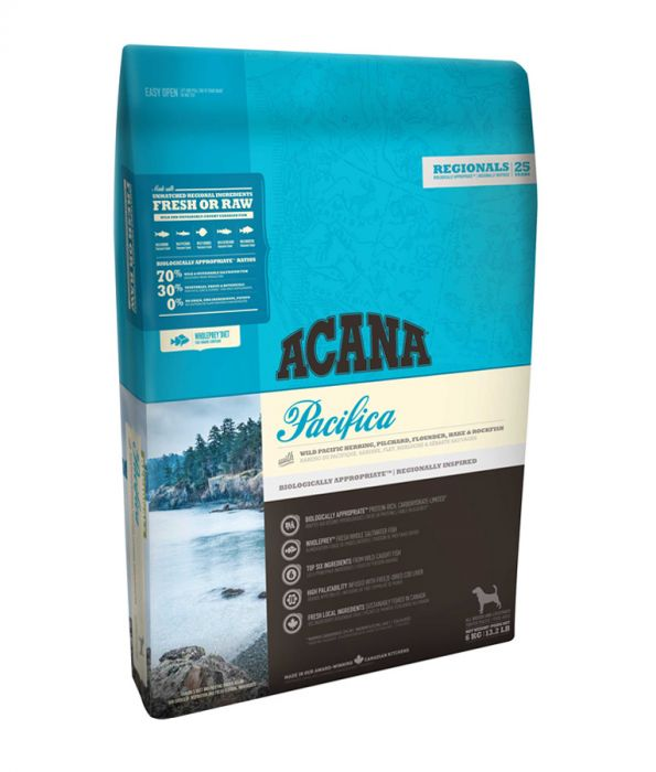 Acana Pacifica Dog (2 KG) (4597481504821)