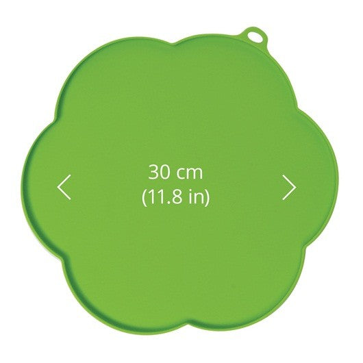CAT IT FLOWER PLACEMAT GREEN - MEDIUM (4611964272693)