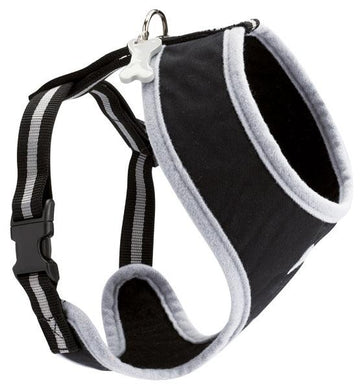 ARLEQUIN FANCY HARNESS - BLACK