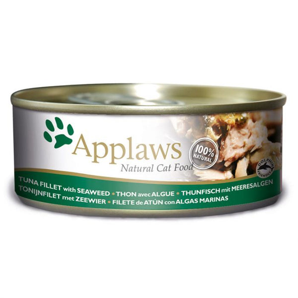 Applaws Cat Tuna with Seaweed  Tin (4596827848757)