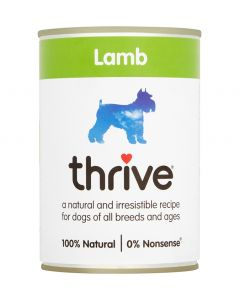 Thrive Complete Dog Lamb Wet Food (400g) (4597578268725)