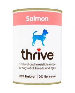 Thrive Complete Dog Salmon Wet Food (375g)