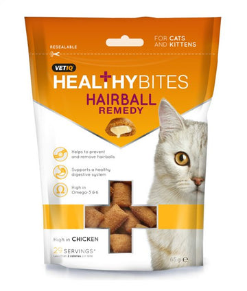 Healthy Bites Hairball Remedy Cats/Kittens