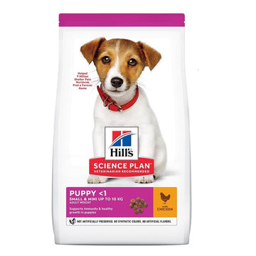 Science Plan Small & Mini Puppy Food With Chicken - Expire May 2021