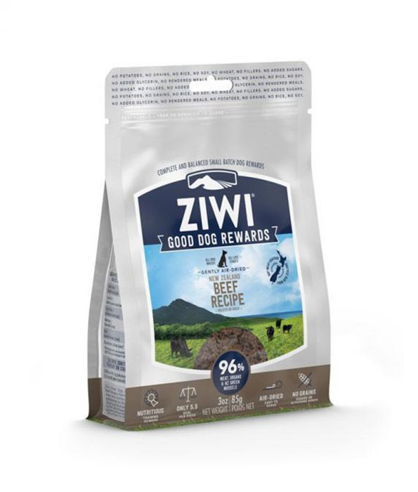 ZiwiPeak Dog Treats Beef (4604805087285)