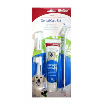 BIOLINE DENTAL CARE SET WITH MINT