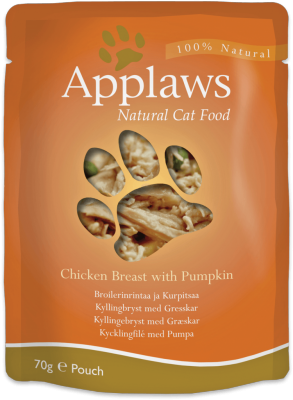 Applaws Cat Chicken with Pumpkin Pouch (4596760641589)