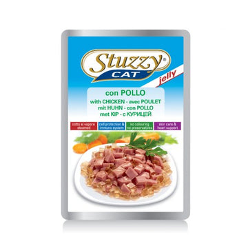 STUZZY CAT POUCH JELLY CHICKEN (100g)