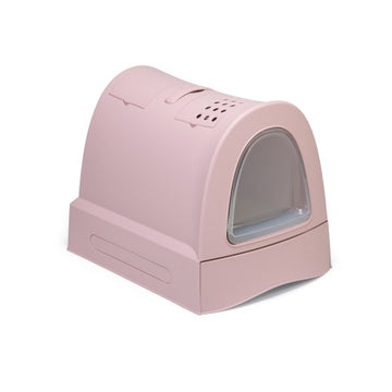 IMAC CAT LITTER BOX  -PINK