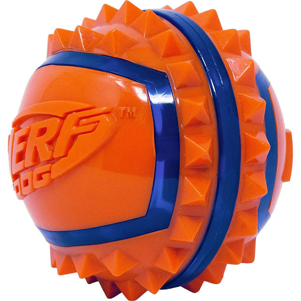 TWO TONE TPR SPIKE BALL (4603544698933)
