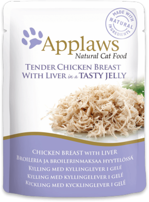 Applaws Cat Chicken with Liver Jelly Pouch