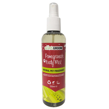 GROOM PROFESSIONAL NG POMEGRANATE BODY MIST (250ML)