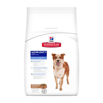 Science Plan Canine Mature Adult 7+ Active Longevity Lamb & Rice (12kg)