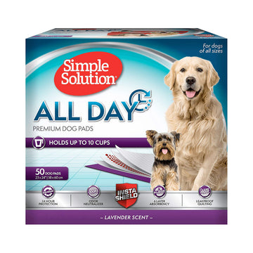 All Day 6-Layer Premium Dog Pads