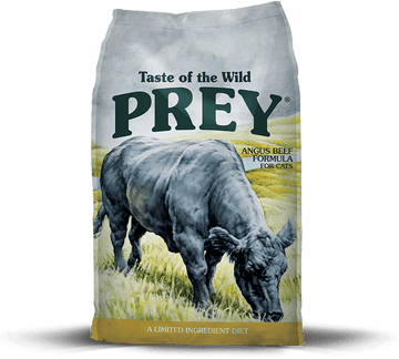 PREY Angus Beef Limited Ingredient Formula for Cats