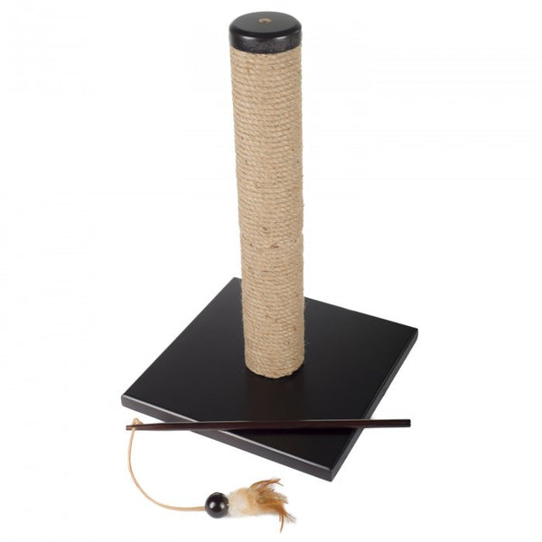 AON SCRATCHING POST WITH WAND (4608178815029)