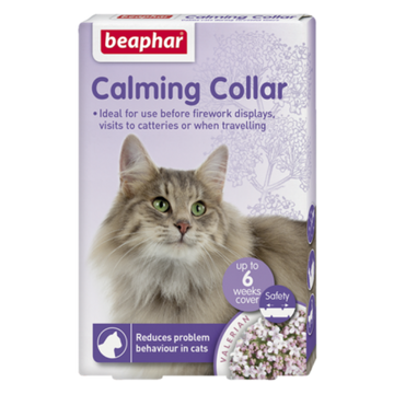 CALMING COLLAR FOR CAT