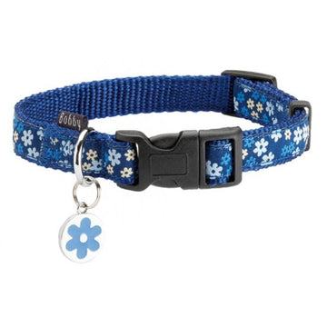 FLOWER COLLAR - BLUE