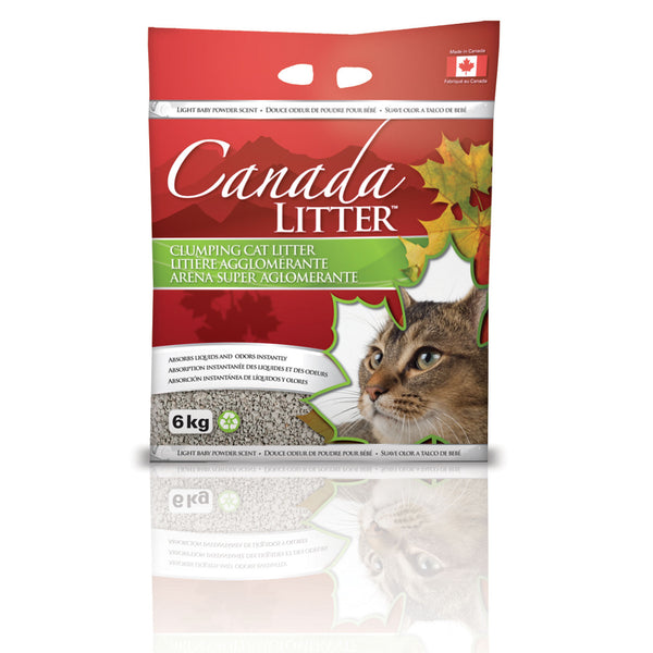 Canada Litter– Baby Powder (4601189236789)