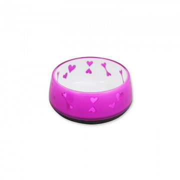 DOG LOVE BOWL - PINK