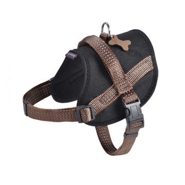 EASY SAFE HARNESS - BROWN