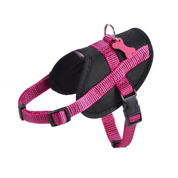 EASY SAFE HARNESS - FUSCHIA