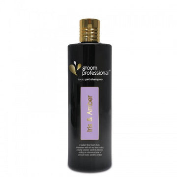 GROOM PROFESSIONAL IRISH&AMBER SHAMPOO (450ML)