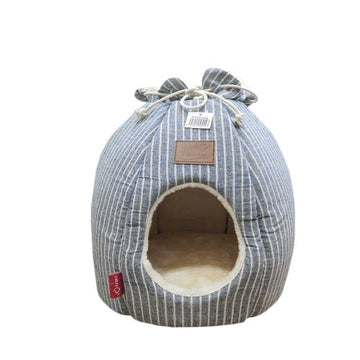 CATRY CAT HOUSE GREY