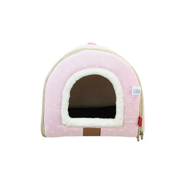 CATRY CAT HOUSE PINK