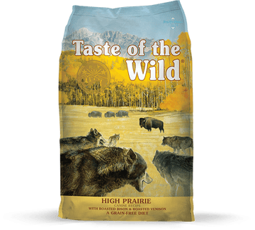 High Prairie Canine Recipe