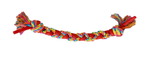 BARK A BOO BRAIDED ROPE TPV TUG (4604862955573)