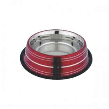 CAT DISH 0.25L - Red