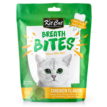 Breath Bites Chicken Flavor (60g)