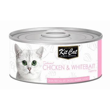 Kit Cat Chicken & Whitebait 80g