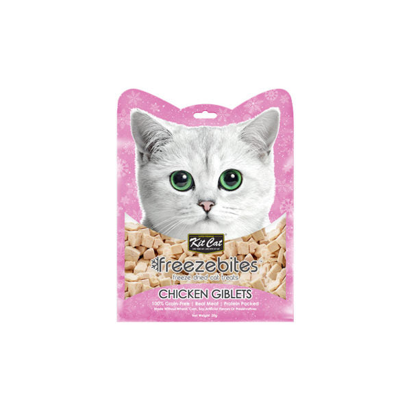 Kit Cat Freezebites Chicken Giblets (20g) (4598925754421)