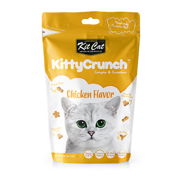Kit Cat Kitty Crunch Chicken Flavor