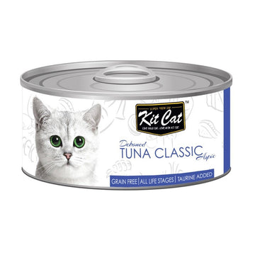 Kit Cat Tuna Classic 80g