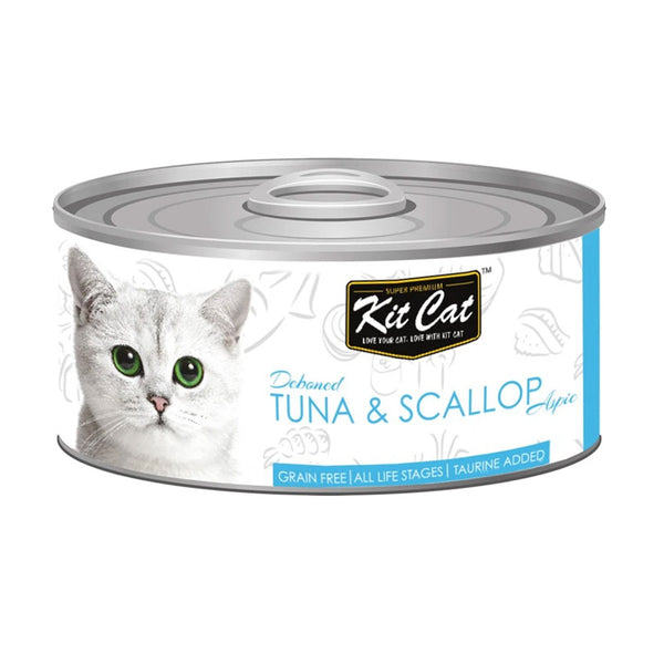 Kit Cat Tuna & Scallop 80g (4597807120437)